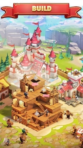 Скриншот Empire: Age of Knights для Android