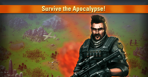 Скриншот Empire Z для Android