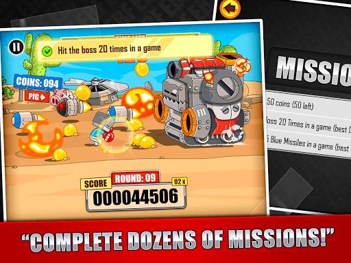 Скриншот Endless Boss Fight для Android
