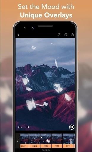 Скриншот Enlight Pixaloop для Android