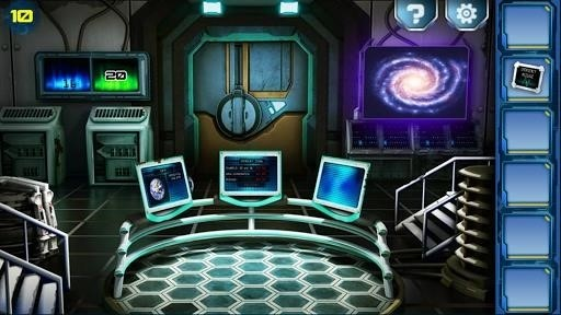 Скриншот Escape 2048 для Android