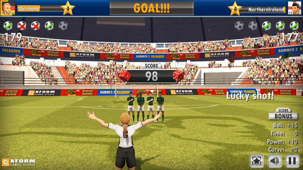Скриншот Euro Soccer Forever 2016 для Android