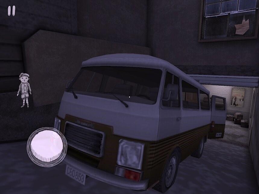 Скриншот Evil Nun: Ужас в школе для Android