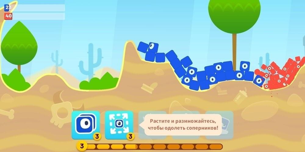 Скриншот Evo Pop для Android