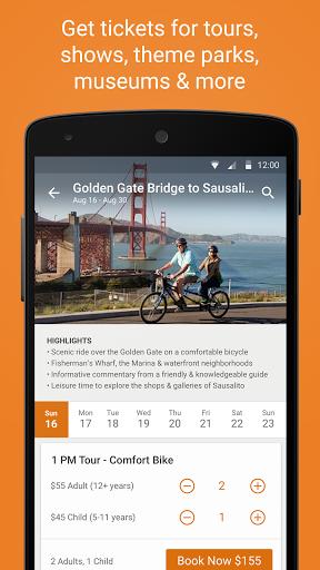 Скриншот Expedia Hotels, Flights & Cars для Android
