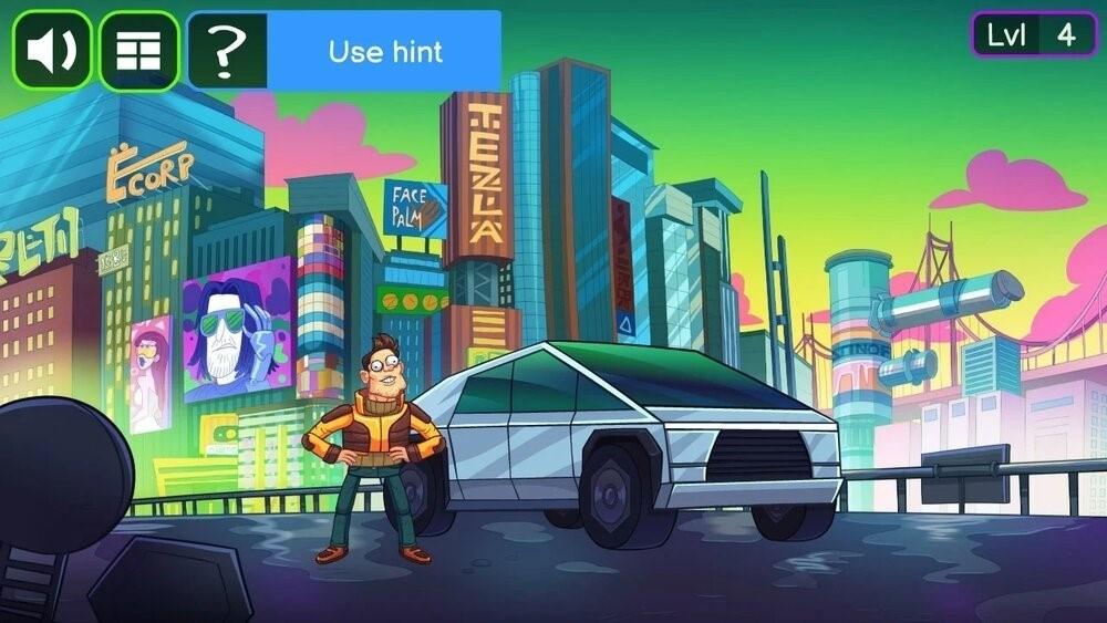 Скриншот Facepalm Quest для Android