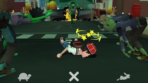 Скриншот Faily Skater для Android