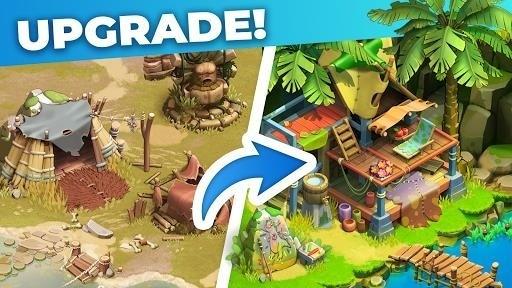 Скриншот Family Island для Android