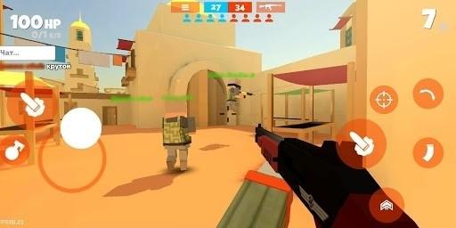 Скриншот Fan of Guns для Android