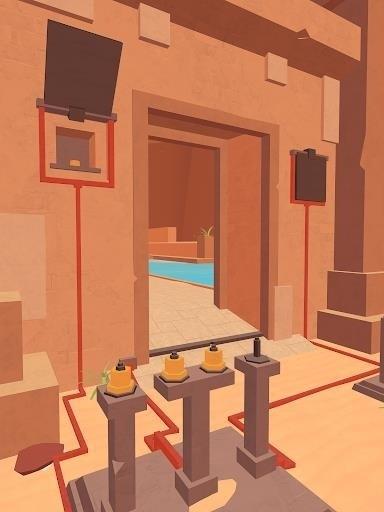 Скриншот Faraway: Puzzle Escape для Android
