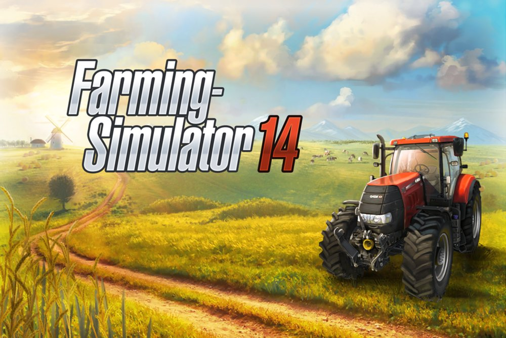 Скриншот Farming Simulator 14 для Android
