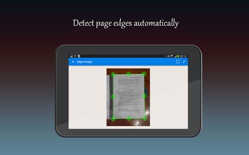 Скриншот Fast Scanner для Android
