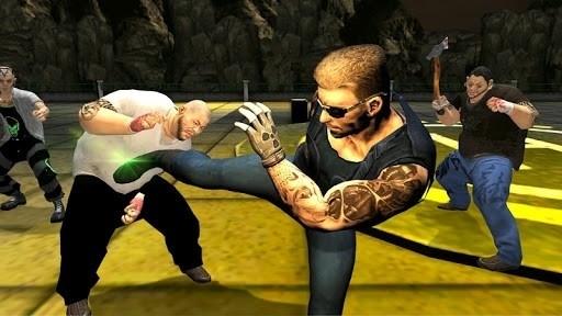 Скриншот Fight Club — Fighting Games для Android