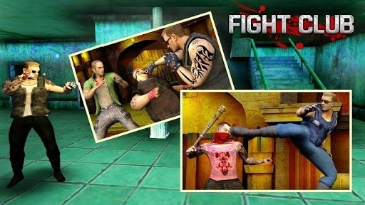 Скриншот Fight Club — Fighting Games для Android