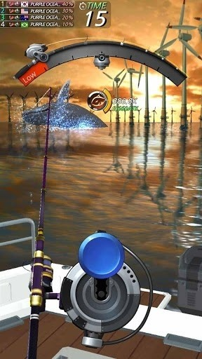 Скриншот Fishing Hook для Android