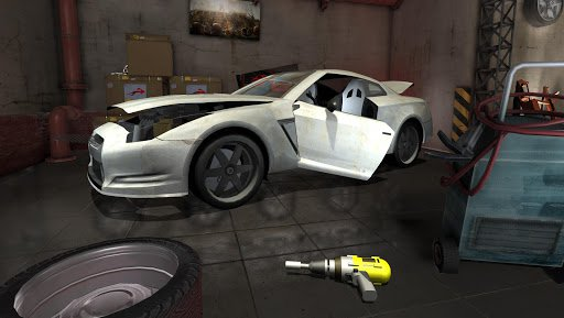 Скриншот Fix My Car: Garage Wars LITE для Android