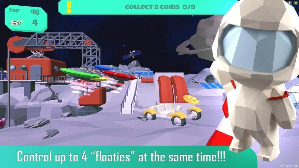 Скриншот Floaties для Android