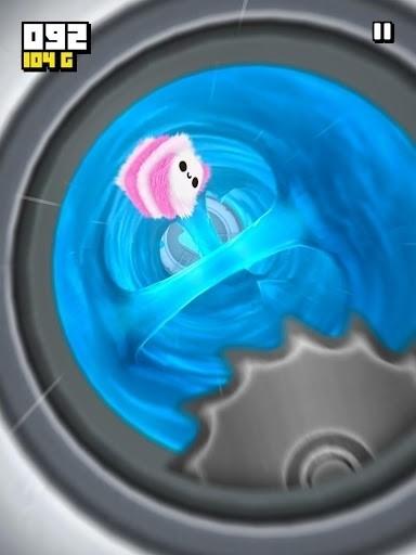 Скриншот Fluffy Fall для Android