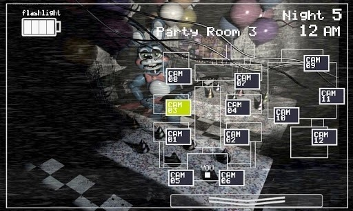 Скриншот ФНАФ 2 для Android