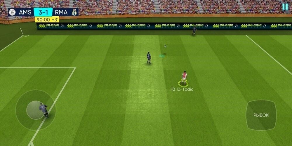 Скриншот Football Cup для Android