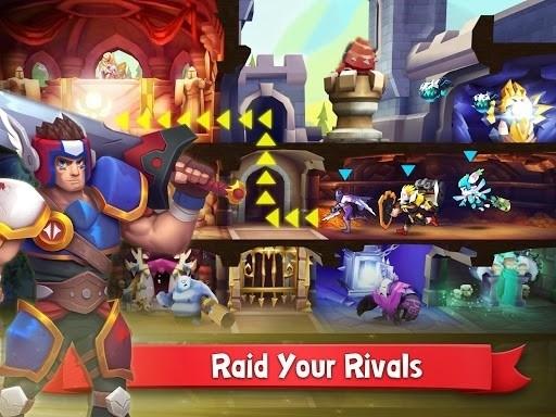 Скриншот Fort Stars для Android