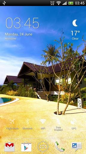 Скриншот Фотосфера HD Живые Обои для Android