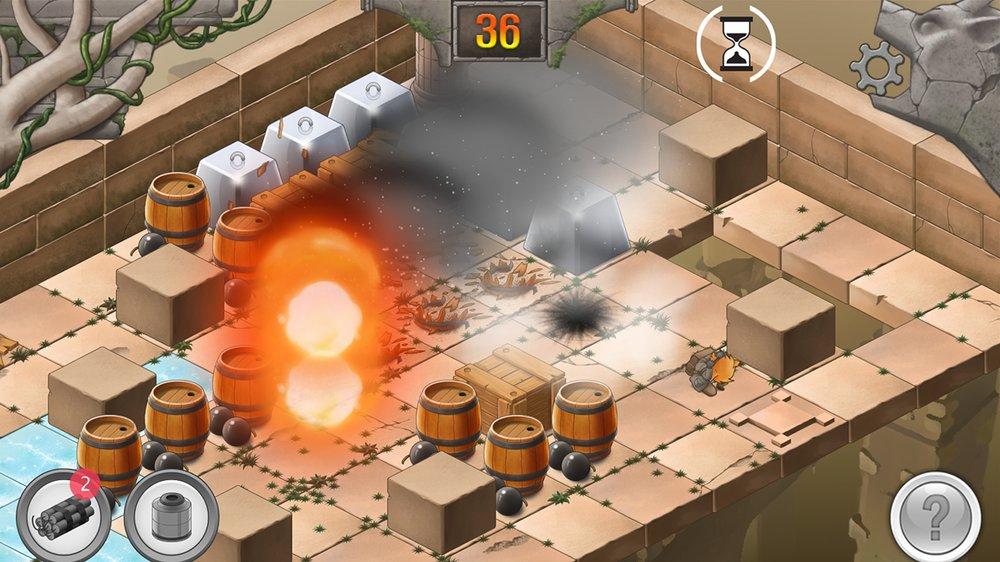 Скриншот Fox Adventure для Android
