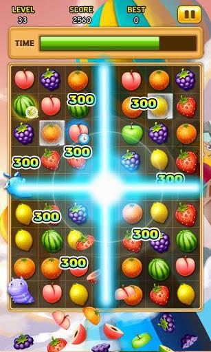Скриншот Fruit Rescue для Android
