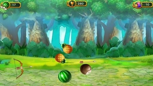 Скриншот Fruit Shoot для Android