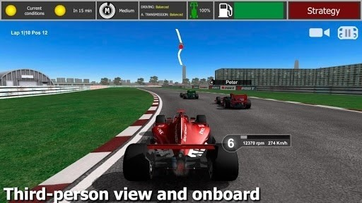 Скриншот FX – Racer Unlimited для Android