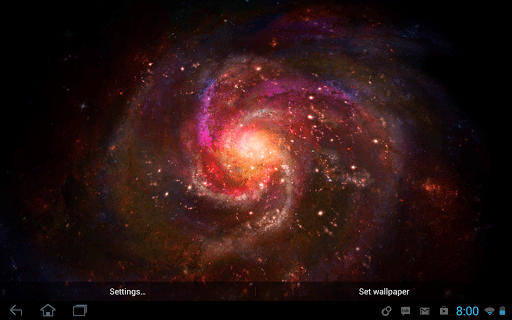 Скриншот Galactic Core для Android