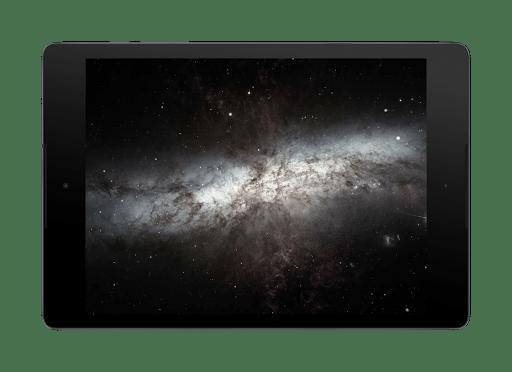 Скриншот Галактика 3D для Android