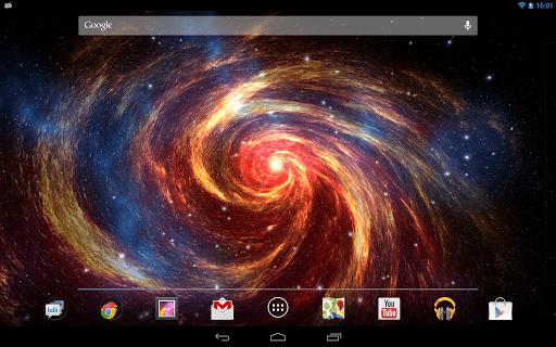Скриншот Galaxy Pack для Android