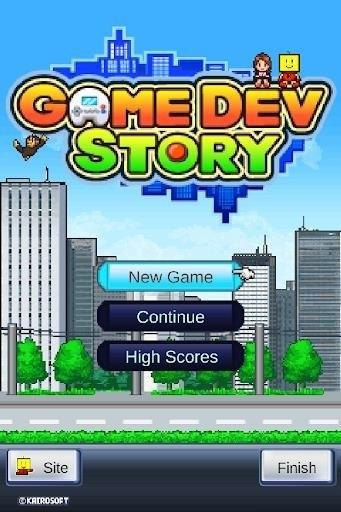 Скриншот Game Dev Story для Android