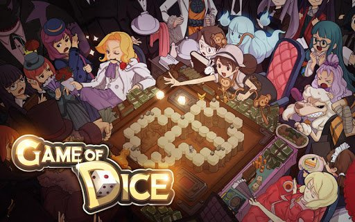 Скриншот Game of Dice для Android