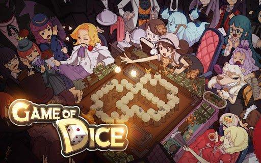 Скриншот Game of Dice для Android