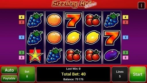 Скриншот GameTwist Slots для Android