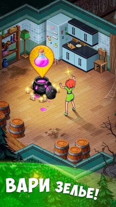Скриншот Ghost Town Adventures для Android
