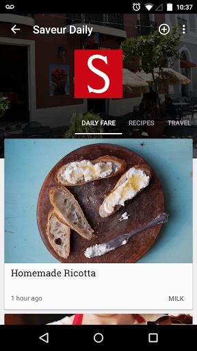 Скриншот Google Play Пресса для Android