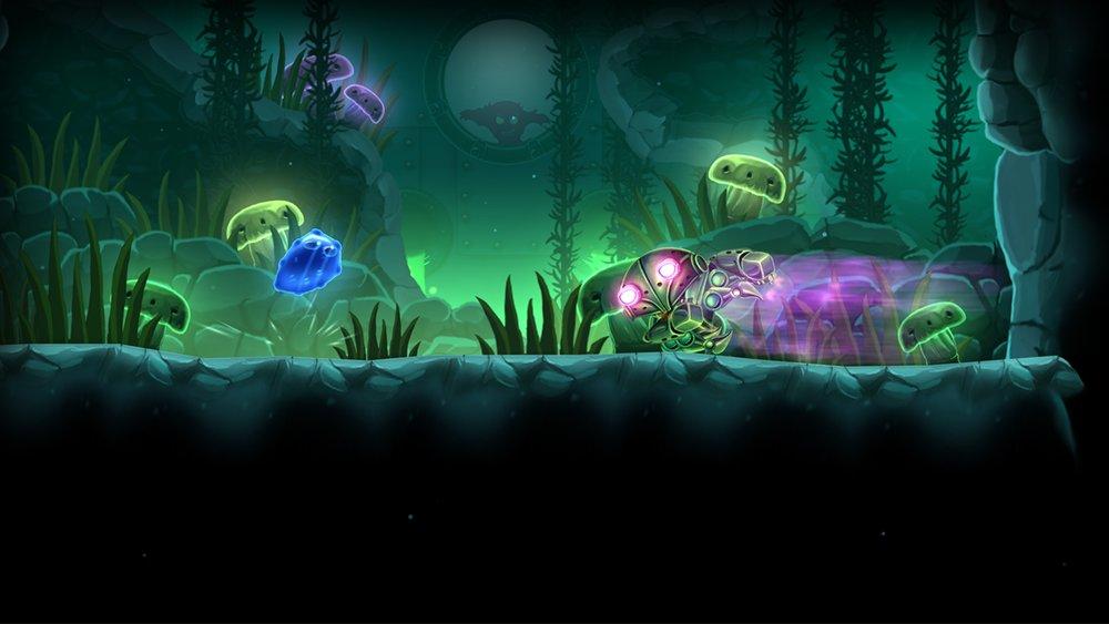 Скриншот Goo Saga для Android