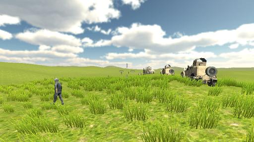 Скриншот Гора снайпер стрельба 3D для Android