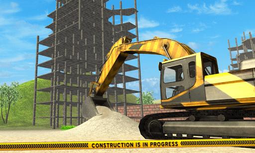 Скриншот Город строительства дорог для Android
