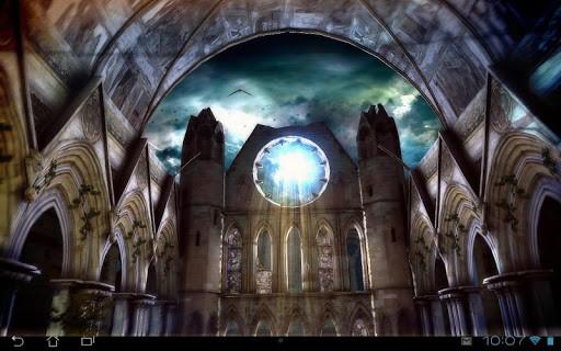 Скриншот Gothic 3D для Android