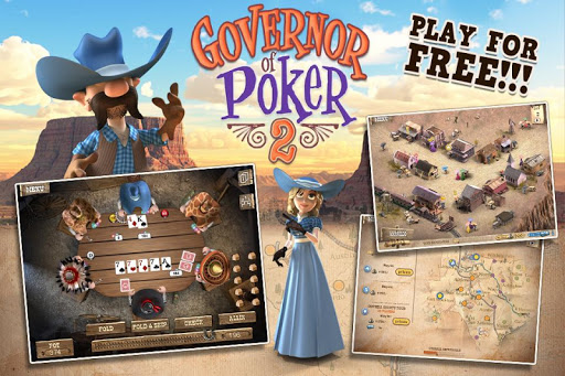 Скриншот Governor of Poker 2 для Android
