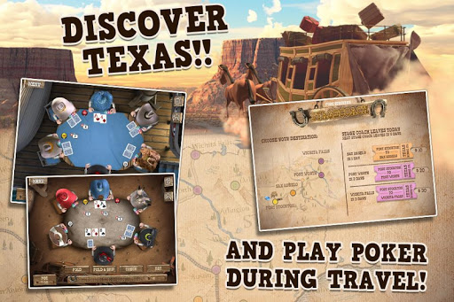 Скриншот Governor of Poker 2 для Android