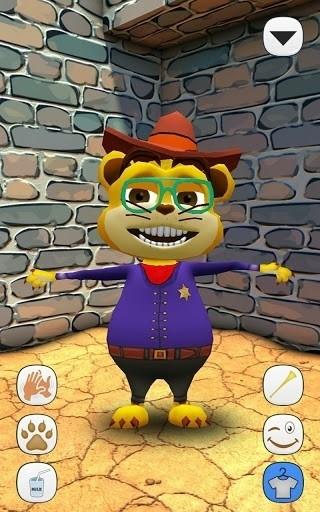 Скриншот Говорящий кот для Android