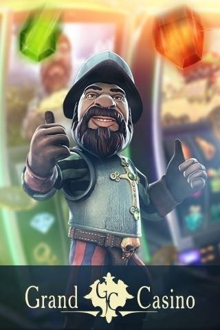 Скриншот Grand Casino для Android