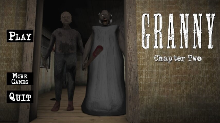 Скриншот Granny Chapter Two для Android