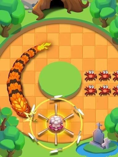 Скриншот Granny Legend для Android