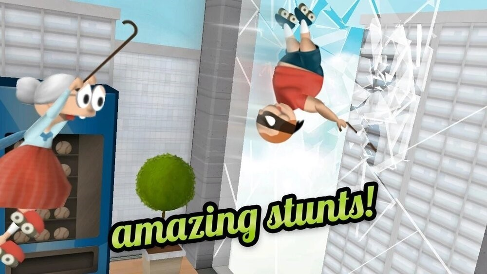 Скриншот Granny Smith для Android
